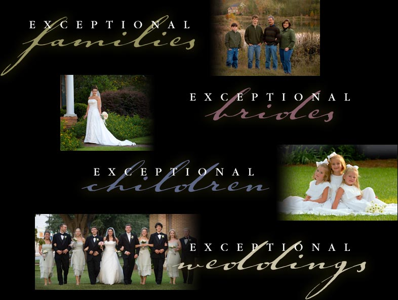 exceptional families, brides, and children